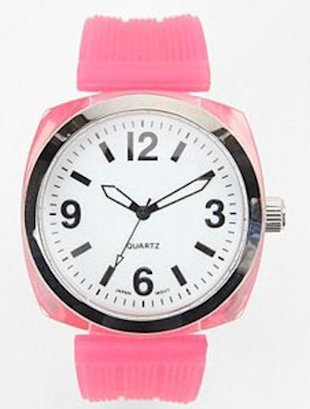 Urban Outfitters Vibrant Menswear Watch