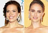 Mandy Moore, Natalie Portman  | Photo Credits: Beck Starr/FilmMagic, Steve Granitz/WireImage