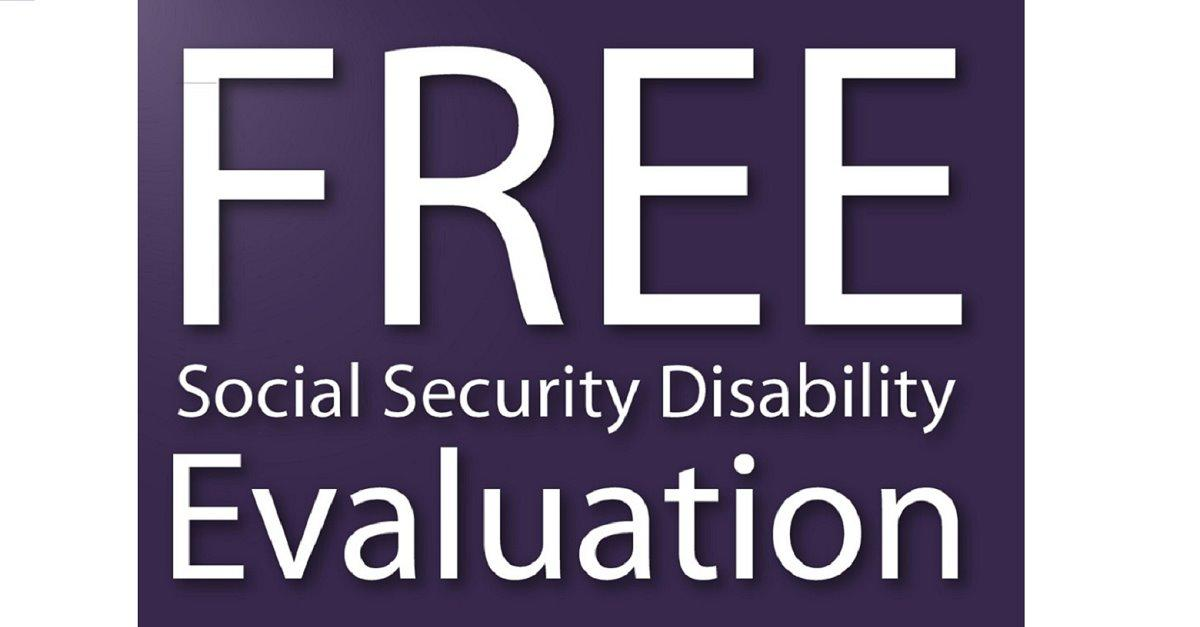 Free Social Security Disability Consultation