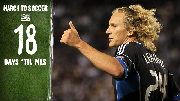 18 Days 'til MLS: Can anyone solve Steven Lenhart?