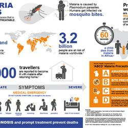 World Malaria Day: Supporting the World Health Organization's Vision of a World Free of Malaria