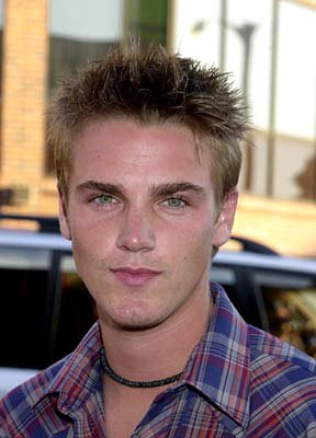 Riley Smith at the Westwood premiere of Universal's American Pie 2