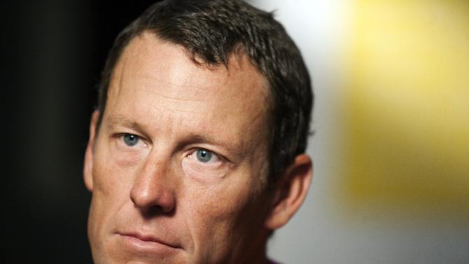 "FILE - In this Feb. 15, 2011 file photo, Lance Armstrong pauses during an interview in Austin, Texas. The Justice Department laid out its case in a lawsuit against Lance Armstrong on Tuesday, Apriil 23, 2013 saying the cyclist violated his contract with the U.S. Postal Service and was ""unjustly enriched"" while cheating to win the Tour de France. (AP Photo/Thao Nguyen, File)"