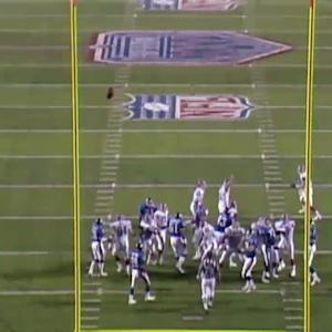Super Bowl XXV: Bills vs. Giants highlights