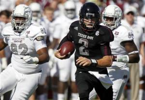 No. 16 Texas A&M beats No. 17 Miss St 38-13