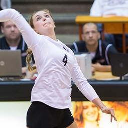 WCC Volleyball Player of the Week | September 29, 2014