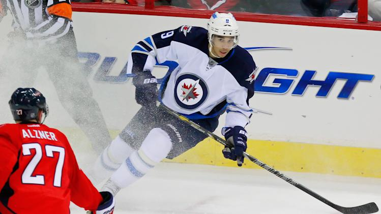 NHL: Winnipeg Jets at Washington Capitals