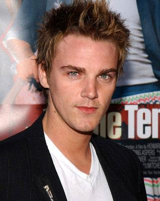Riley Smith at the world premiere of Warner Brothers' The Whole Ten Yards