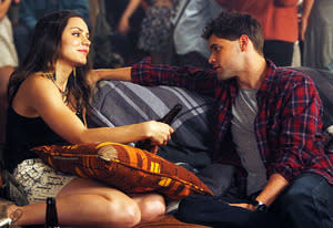 Katharine McPhee and Jeremy Jordan | Photo Credits: Will Hart/NBC