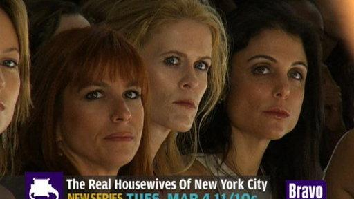 New Housewives, New Drama, New York!