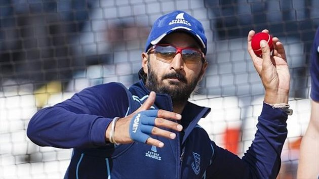 Monty Panesar has not played for Sussex in this season's Yorkshire Bank 40