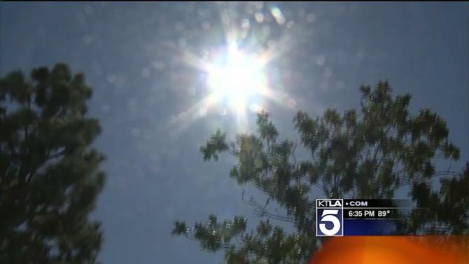 Some O.C. School Classrooms Without Air Conditioning Amid Punishing Heat Wave