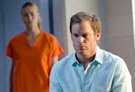 Yvonne Strahovski and Michael C. Hall | Photo Credits: Randy Tepper/Showtime
