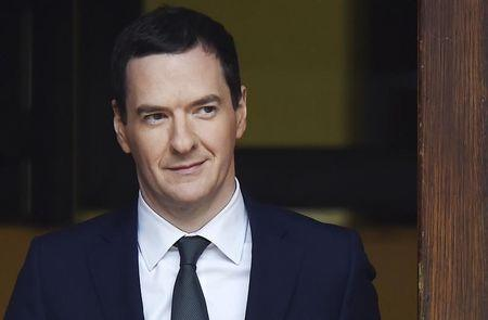 UK bombing of Syria to cost 'in the low tens of millions of pounds': Osborne