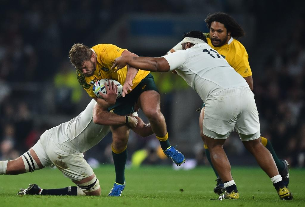 Wallabies vow to toughen World Cup scrum