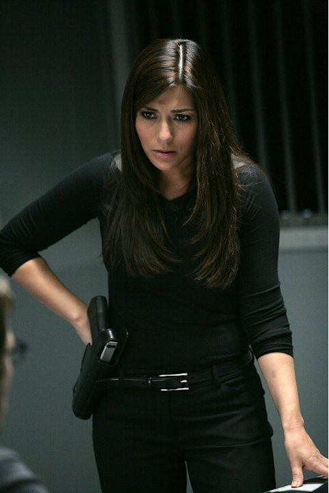 Marisol Nichols stars in the NBC mini series  The Storm.