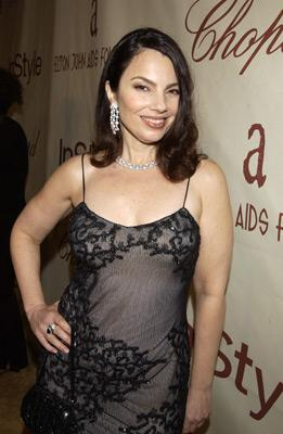 Fran Drescher Elton John AIDS Foundtation In-Style Party Hollywood, CA 3/24/2002