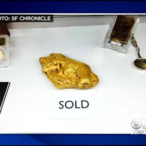 SF Mystery Buyer Buys Biggest Gold Nugget Found Modern Gold Rush History