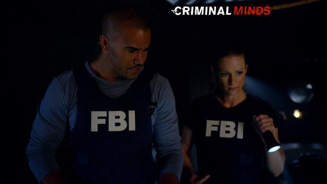 Criminal Minds - Go Left!!
