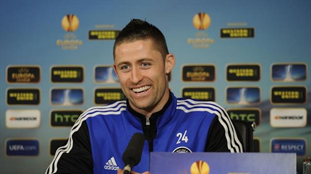 Gary Cahill is confident Chelsea can pass Sunday&#39;s opponents Manchester City into second place
