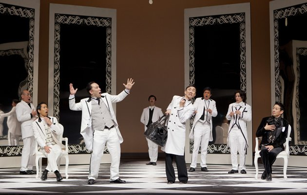 Wild Rice brings back The Importance of Being Earnest after a four-year hiatus (Wild Rice Ltd photo)