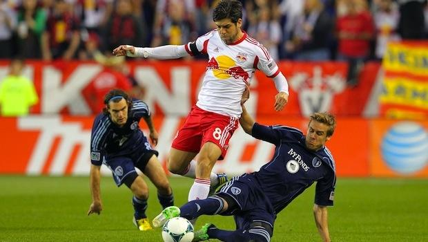 New York Red Bulls 0, Sporting Kansas City 1: MLS Match Recap