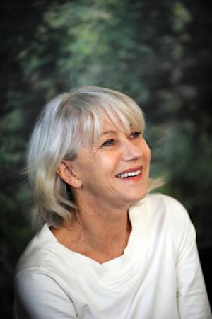 British actress Helen Mirren has signed on to play Alfred Hitchcock's wife.