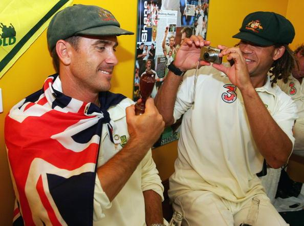 Third Test - Australia v England: Day Five