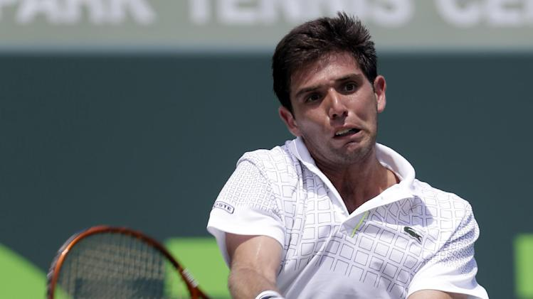 Delbonis beats Davydenko at BMW Open