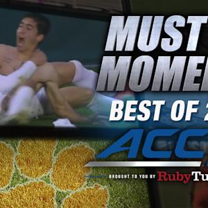 Clemson's Golden Goal Wins ACC Championship | Best of 2014 Must See Moment