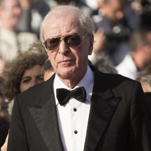 "Caine: ""Cannes Is Very Noisy"""