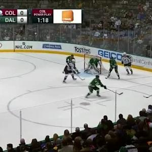 Kari Lehtonen Save on John Mitchell (19:06/1st)