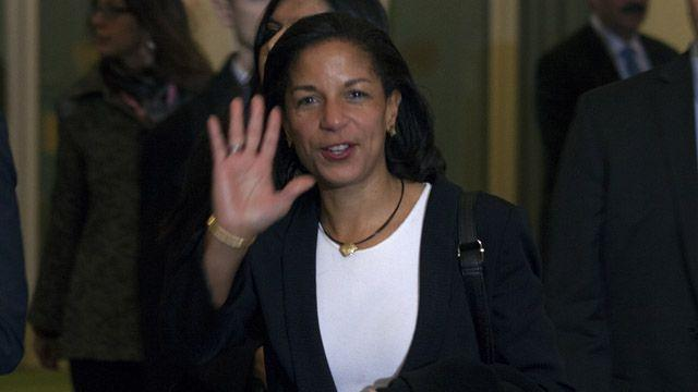 Susan Rice's role in Benghazi
