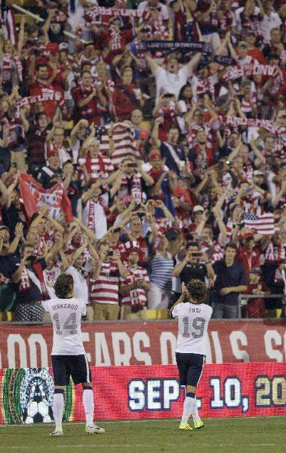 US Brazil bound after another 2-0 win over Mexico