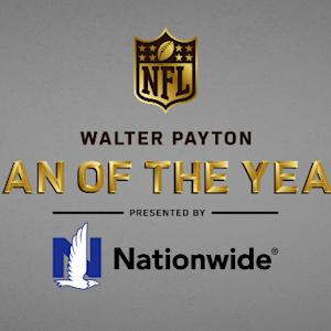 2014 Walter Payton NFL Man of the Year Finalist: Aaron Rodgers