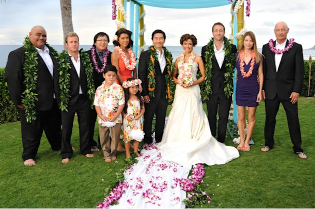 TV Weddings - Malia Waincroft …