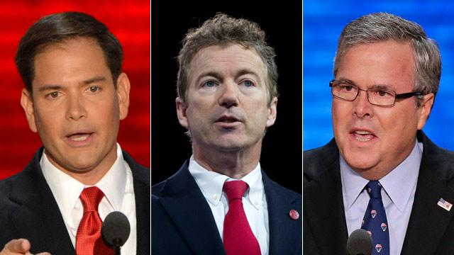 Game on: Early GOP Auditions for 2016 Election