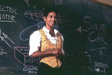 Halle Berry in TriStar's Race the Sun