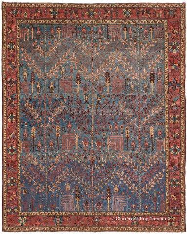 "Claremont Rug Company Exhibits ""Best of the Best"" Antique Carpets of 2012"