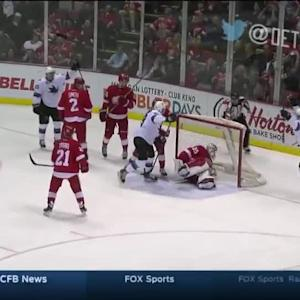 San Jose Sharks at Detroit Red Wings - 03/26/2015