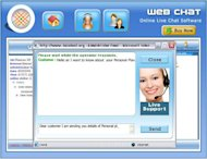 Web Chat   Is Less More? image chat3