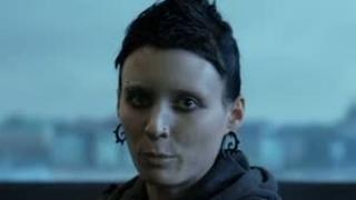 The Girl With The Dragon Tattoo (Uk)