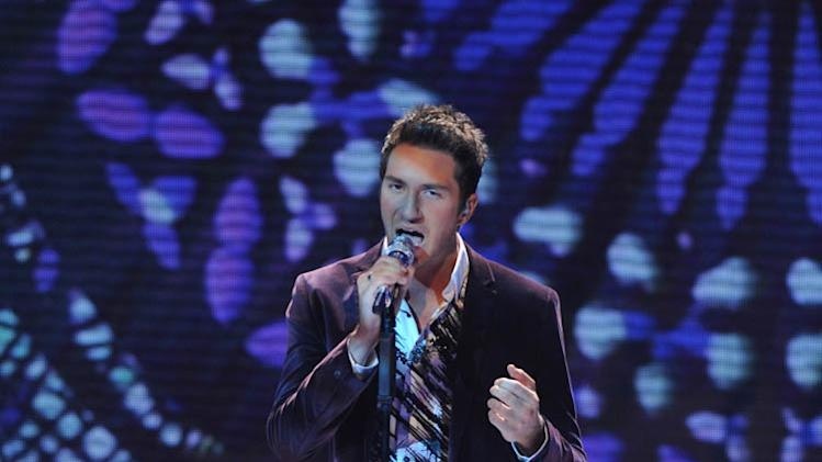 """American Idol"" Top 9 - Paul Jolley"