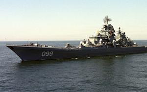 Russian Warships Are Heading for Syria