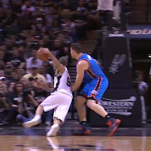 Tony Parker: Top 10 Plays