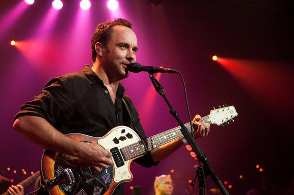 "Rock superstars the Dave Matthews Band perform hits and songs from their album Big Whiskey and the GrooGrux King on ""Austin City Limits."""