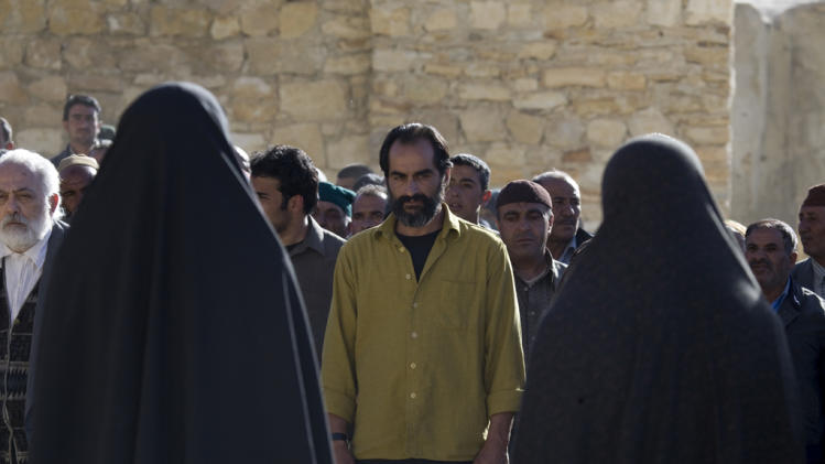 Navid Negahban The Stoning of Soraya M. Production Stills Roadside Attractions 2009