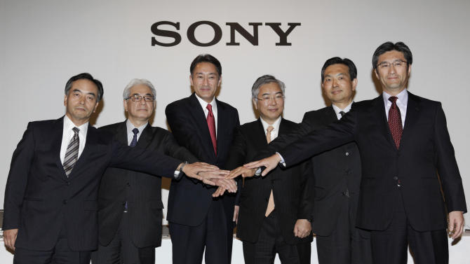 Summary Box: Sony to cut 10,000 jobs