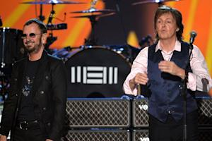 Paul McCartney, Ringo Starr to Sit Down With David Letterman