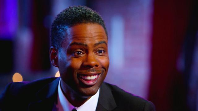 "Chris Rock on ""Top Five,"" comedy and race"